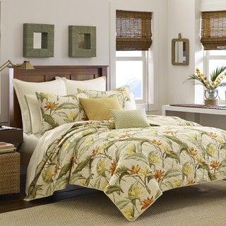 Tommy Bahama Birds of Paradise Quilt