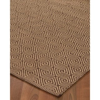 Natural Area Rugs Hand-woven Realm Jute Cotton Rug (8' x 10')