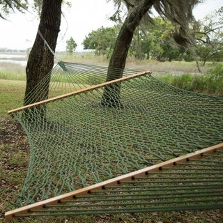 Meadow Presidential Size Original DuraCord Rope Hammock (Stand Not Included)
