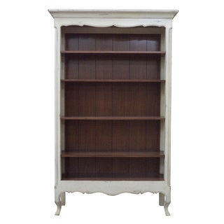 French Heritage Luberon Open Bookcase