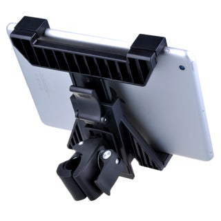 Microphone Stand 360-degree Swivel Tablet Mount for Apple iPad 7 to 12-inch Tablets