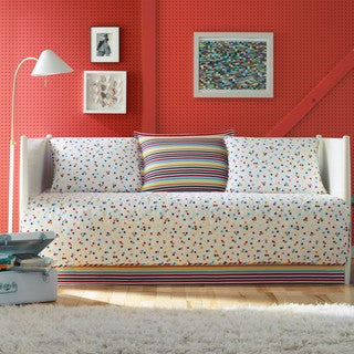 Teen Vogue Ditsy Dot 5-piece Daybed Cover Set