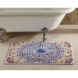 Picasso Mosaic Bath Rug