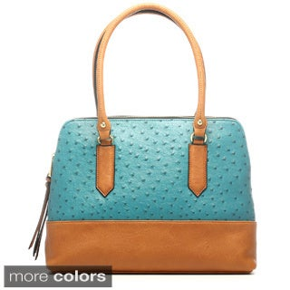 Emilie M. Linda Compartment Satchel