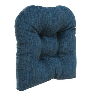 Polar Sapphire Blue XL Universal Chair Pad (Set of 2)