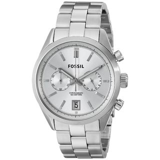 Fossil Men's CH2968 Del Rey Chronograph Stainless Steel Watch