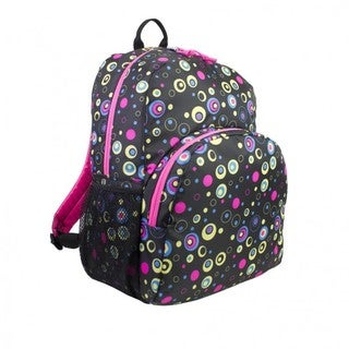 Fuel Dome Polka Dots Backpack