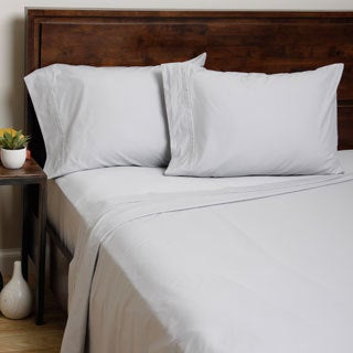 Moments 400 Thread Count Egyptian Cotton FitRite Sheet Set or Pillowcase Seperates
