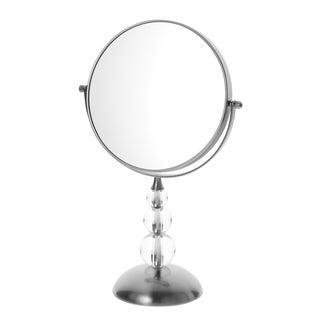 Danielle Mirror Vanity 3-ball Nickel Mirror