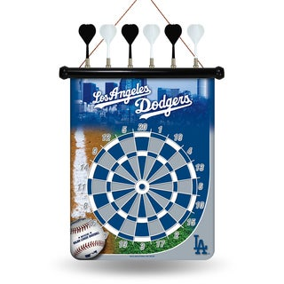 Los Angeles Dodgers Magnetic Dart Set