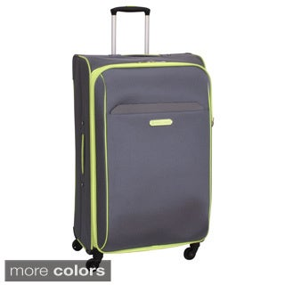 Swiss Cargo TruLite 28-inch Expandable Spinner Upright Suitcase