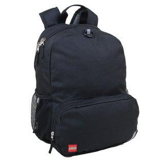Lego Black Heritage Backpack