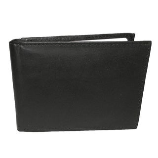 Continental Men's Genuine Leather Wallet