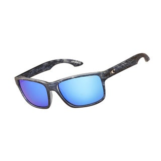 O'Neill Men's 'ANSO' Polarized Matte Crystal Sunglasses