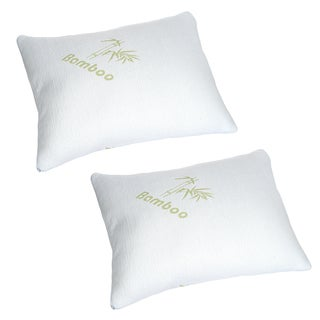 Windsor Home Rayon from Bamboo Shredded Memory Foam Pillow (Set of 2)