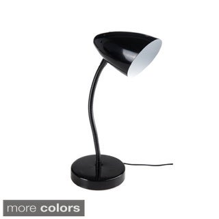 Flamp Bullet Style Flexible Gooseneck Led Desk Lamp