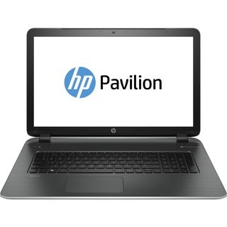 "HP Pavilion 17-f100 17-f114dx 17.3"" LED (BrightView) Notebook - Refur"