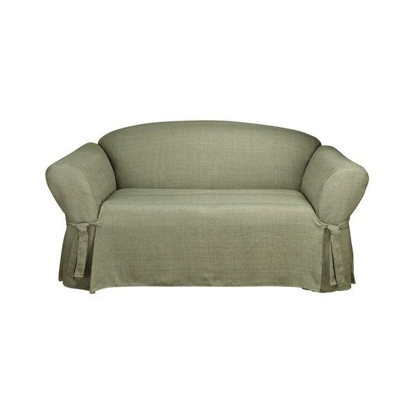 Sure Fit Mason Sofa Slipcover Overstock Shopping Big