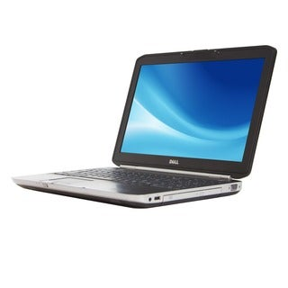 Dell E5520 15.6-inch 2.1GHz Intel Core i3 4GB RAM 320GB HDD Windows 7 Laptop (Refurbished)