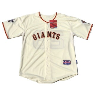 San Francisco Giants #28 Buster Posey Cream Cool Base Stitched MLB Jersey