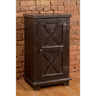 Hillsdale Furniture's Bellefonte 'X' Design Cabinet