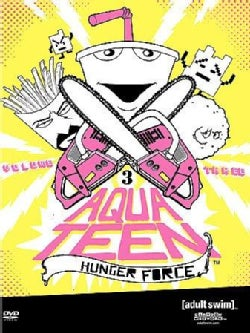 Aqua Teen Hunger Force: Vol 3 (DVD)