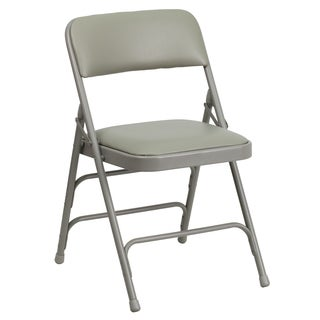 Aster Grey Folding Chairs