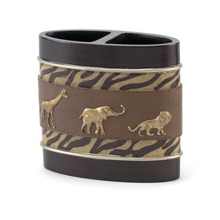 Animal Parade Toothbrush Holder