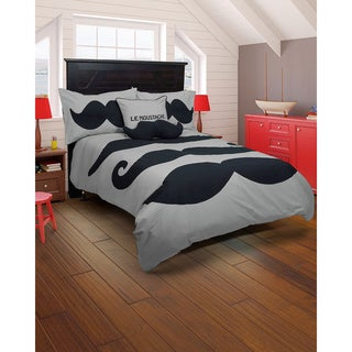 Rizzy Home Le Moustache 3-piece Comforter Set