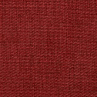 Cherry Red Textured Solid Outdoor Print Upholstery Fabric (By The Yard)