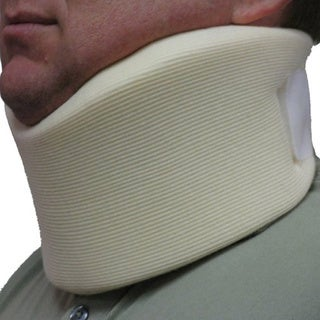 Comfortable Memory Foam Cervical Collar