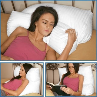 Multi-position Multi-functional Pillow Lounger