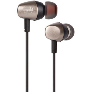 Moshi Mythro Gunmetal Grey Earbuds with Microphone