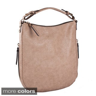 Moda Luxe 'Vancouver' Vegan Leather Shoulder Bag
