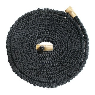 XHose Pro 50-foot Incredible Xpanding Garden Hose with Brass Fittings