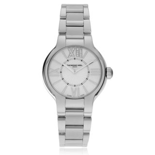 Raymond Weil Women's Diamond 'Noemia' 5932-ST-00917 Link Watch