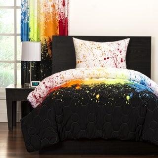 Crayola Cosmic Burst 3-piece Comforter Set