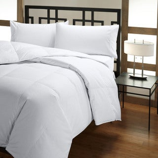 Tommy Bahama Oversized 400 Thread Count White Down Comforter