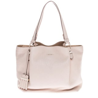 Tod's Blush Medium Flower Shoulder Bag