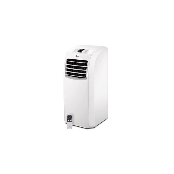 Lg Portable Air Conditioner 8000 Btu Troubleshooting Portable Radio Unit Portable Water Heater Reviews Portable Hard Drive Dell: LG 8,000 BTU Portable Air Conditioner With Remote