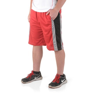 Vance Co. Men's Activewear Mesh Basketball Shorts