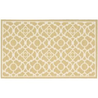Waverly by Nourison Fancy Free Gold (1'8 x 2'10)