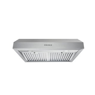 Cosmo 30-inch Stainless Steel Under Cabinet Range Hood (uc30)