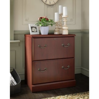 Bush Furniture Bennington Collection 2-Drawer Lateral File