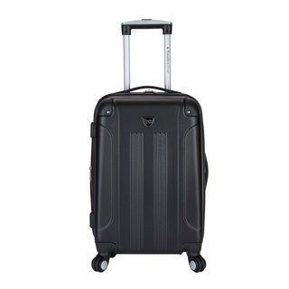 Travelers Club Chicago Collection II 20-inch Expandable Hardside Carry-On Upright Suitcase