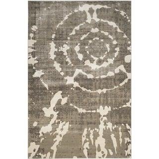 Safavieh Porcello Grey/ Ivory Rug (8'2 x 11')