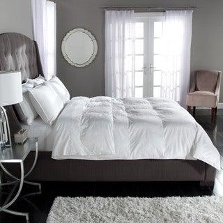 Oversized 700 Fill Power Hungarian White Goose Down Comforter