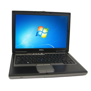 Dell D630 14.1-inch 1.8GHz Intel Core 2 Duo 2GB RAM 250GB HDD Windows 7 Laptop (Refurbished)