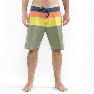 Quicksilver Men's Sunfist Cypher No Frills Boardshorts