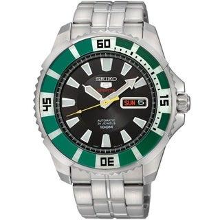 Seiko Men's SRP205K1 Divers Black Watch